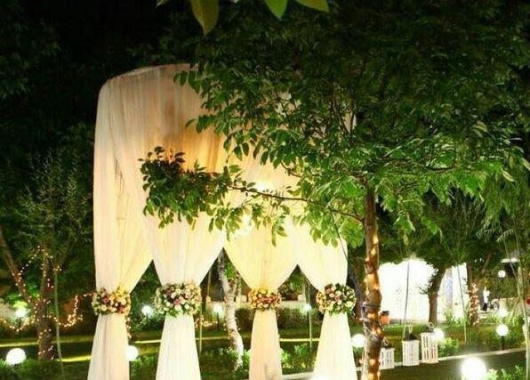 تشریفات مجالس عروسی مرسا