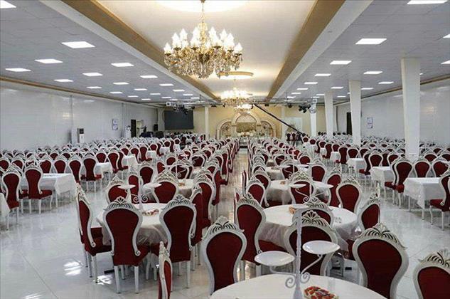 تالار بزرگ قصر