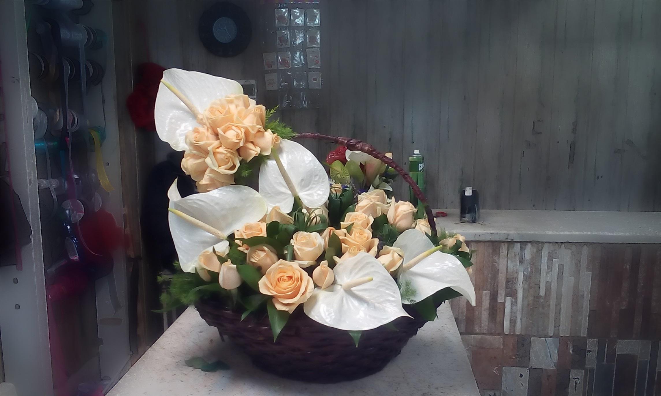 دسته گل عروس مشهد