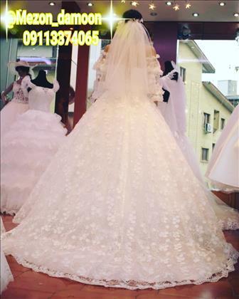 مزون لباس عروس دامون