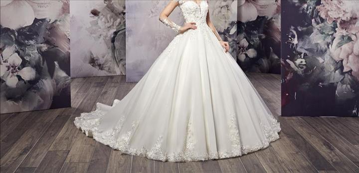 مزون لباس عروس خوش ترکیب