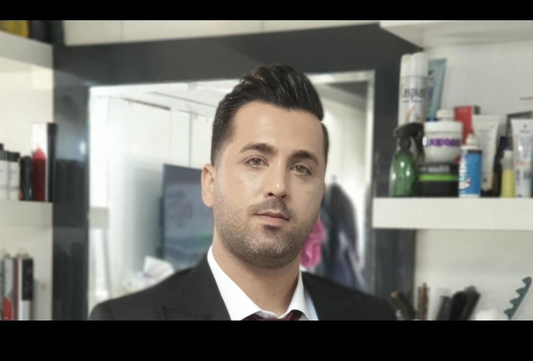 آرایشگاه داماد حامد 5