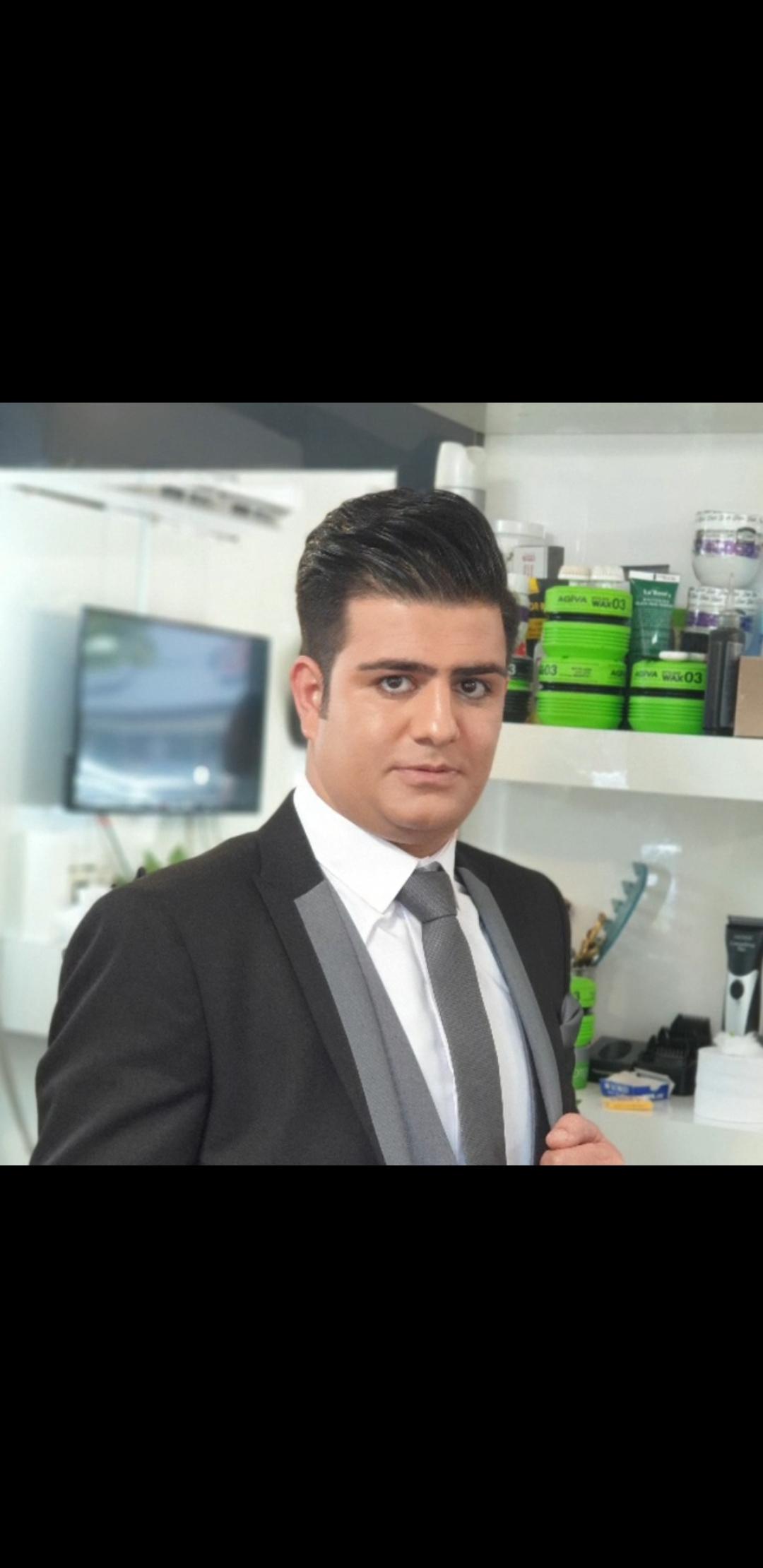 آرایشگاه داماد حامد 6