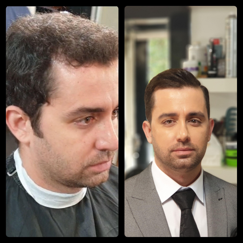 آرایشگاه داماد حامد تهران