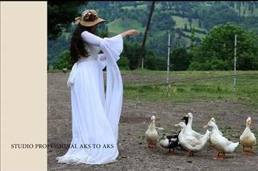 آتلیه عروس و داماد  قزوین
