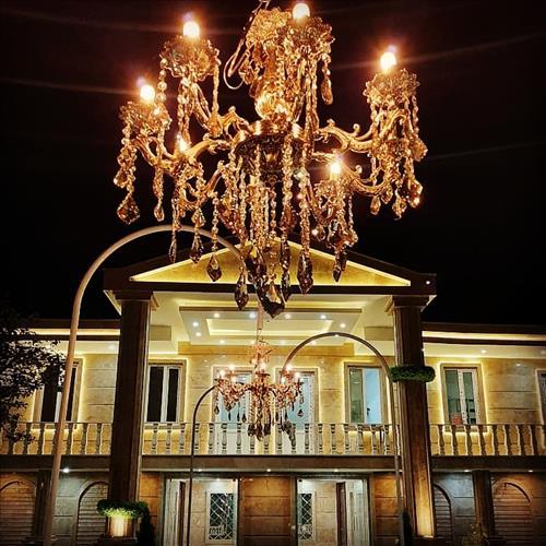 باغ تالار مهرشهر