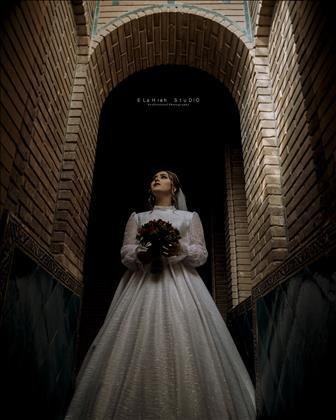 آتلیه عروس الهیه فیلمبرداری