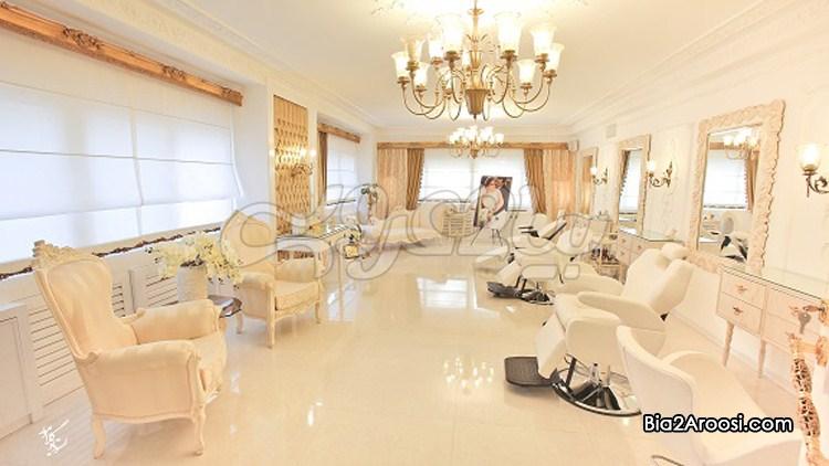 سالن های زیبایی مشهد