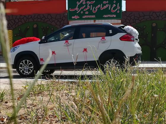 باغ اختصاصی آتلیه شبرنگ علیزاد