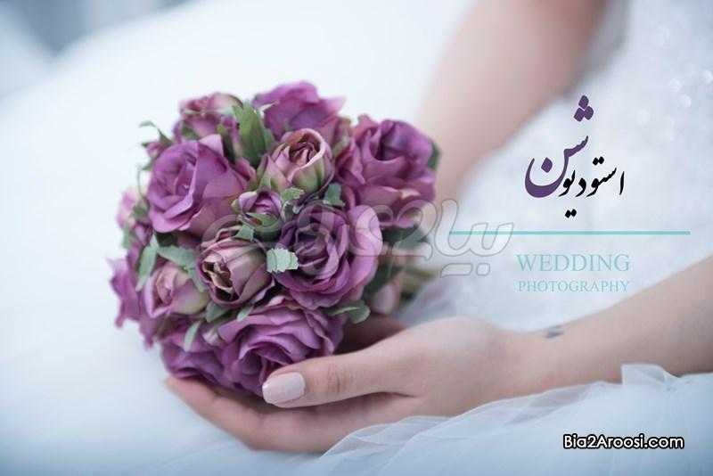 عکس عروس مشهد