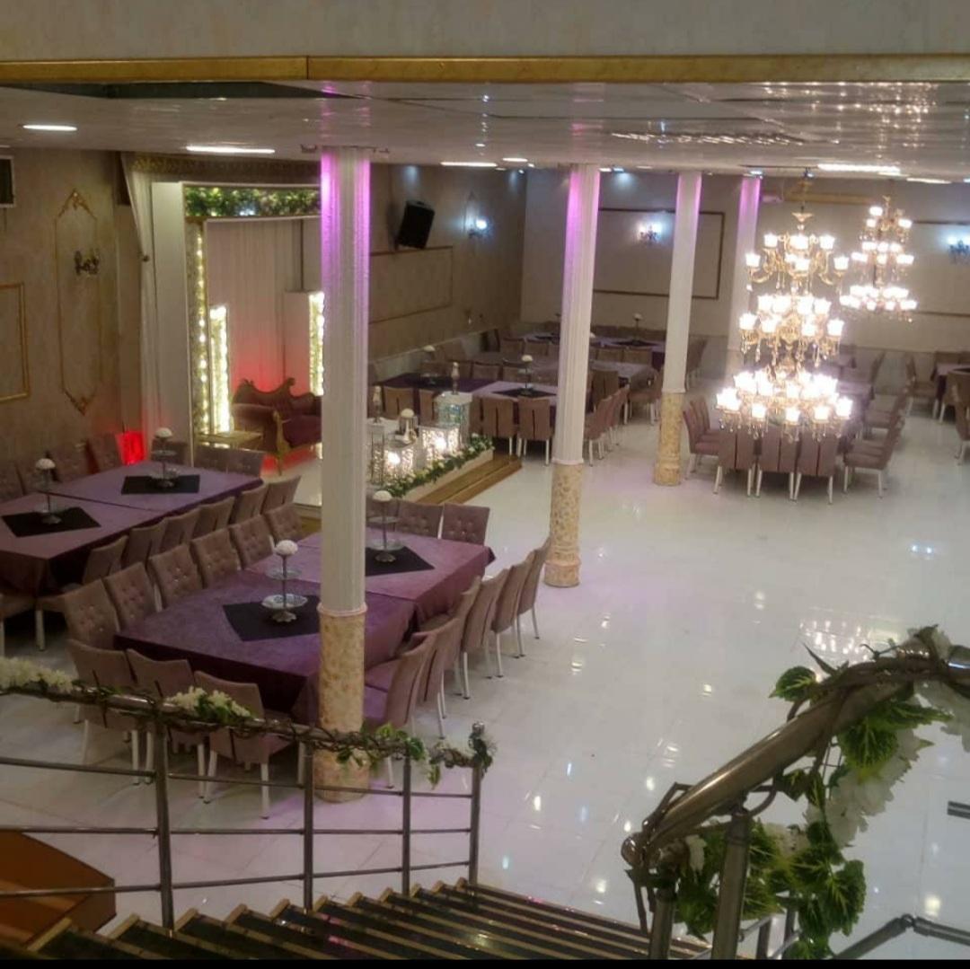 تالار و باغسرای شادی  در مشهد