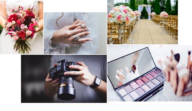 لیستی کامل از بهترین مجموعه های فعال در حوزه مراسم عروسی