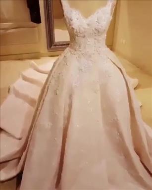 مزون لباس عروس فوزیه 1