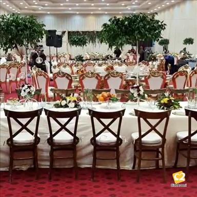 تالار پذیرایی باغ بهار اصفهان