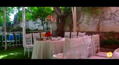 تالار پذیرایی باغ تهران 1
