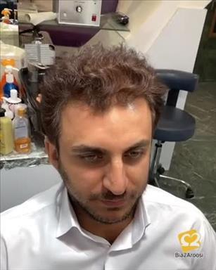 آرایشگاه مردانه شیراز