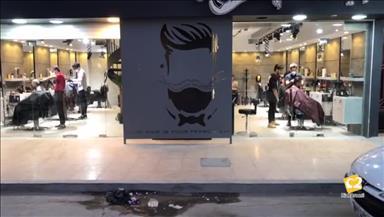 آرایشگاه مردانه سکه 4