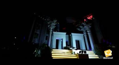 تالار پذیرایی شیراز