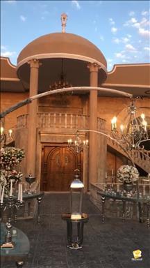 باغ تالار لوکس گیلاس در کرج