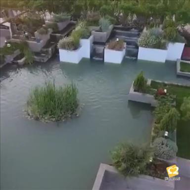 باغ تالار مزرعه سبز 2