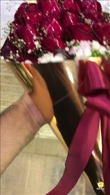 دسته گل عروس کرج
