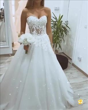 مزون لباس عروس مهرسا
