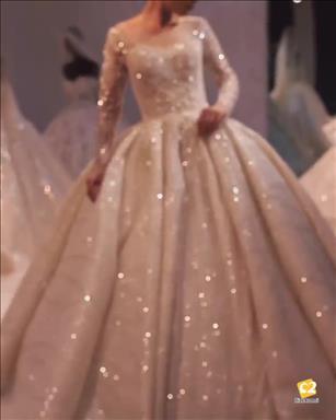 مزون لباس عروس مهرسا 7