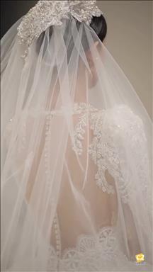 مزون لباس عروس مهرسا 13