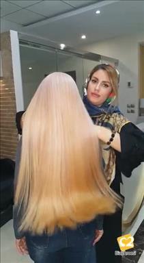 آرایش عروس تهران